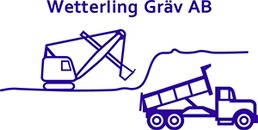Wetterling Gräv AB, SL logo