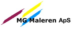 MG Maleren ApS v/ Henrik Møller logo