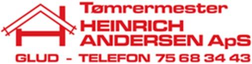 Tømrermester Heinrich Andersen ApS logo