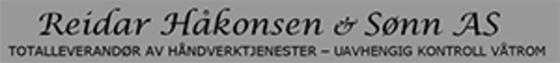 Reidar Håkonsen & Sønn AS logo
