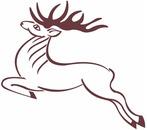 Hjorte Apoteket logo