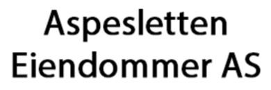 Aspesletten Eiendommer AS logo