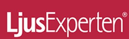 Ljusexperten logo