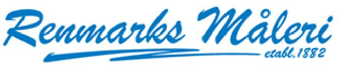 Renmarks Måleri AB logo