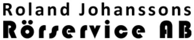 Roland Johansson Rörservice AB logo