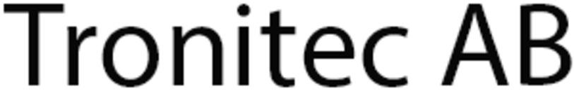 Tronitec AB logo
