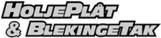 Holjeplåt/Blekinge Tak logo