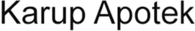 Karup Apotek logo