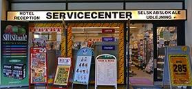 Ådalsparkens Servicecenter logo