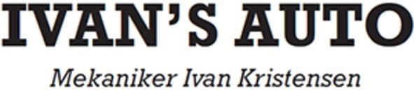 Ivan's Auto logo