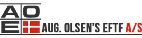 Aug. Olsens Eftf. A/S logo