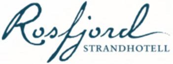 Rosfjord Strandhotell logo