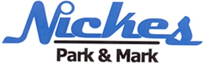 Nickes Park O Mark logo