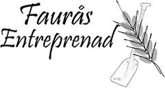 Faurås Naturbruk och Entreprenad logo