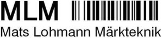 Mats Lohmann Märkteknik logo