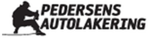 Pedersens Autolakering logo
