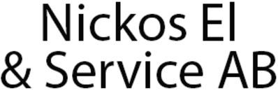 Nickos El & Service AB logo