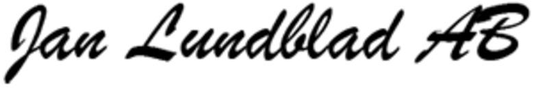 Grävfirma Jan Lundblad AB logo