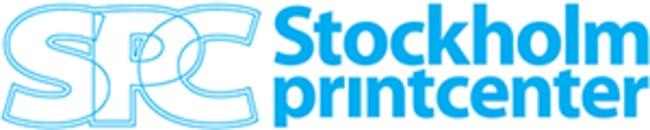 Stockholm Printcenter logo