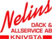 Nelins Däck & Allservice AB logo