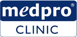 Medpro Clinic Group AB logo