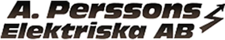 A Perssons EL logo