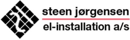 Steen Jørgensen El-Installation A/S logo