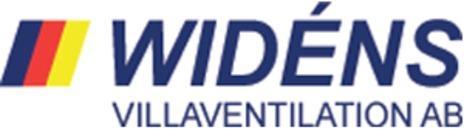 Widéns Villaventilation AB logo