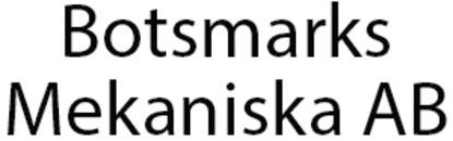 Botsmarks Mekaniska AB logo