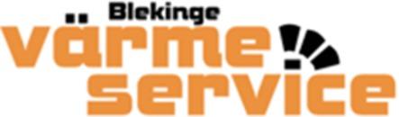 Blekinge Värmeservice AB logo