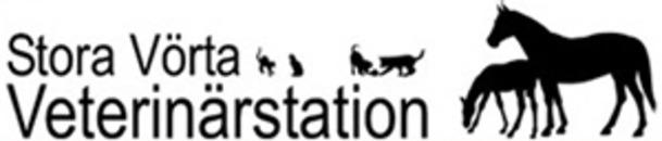 Stora Vörta Veterinärstation AB logo
