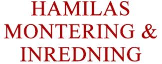 Hamilas Montering & Inredning logo