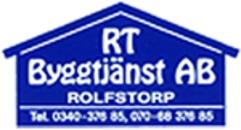 RT Byggtjänst AB logo