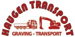 Haugen Transport og Maskin AS logo