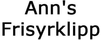 Ann's Frisyrklipp logo