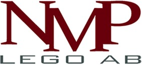 Nmp Lego AB logo