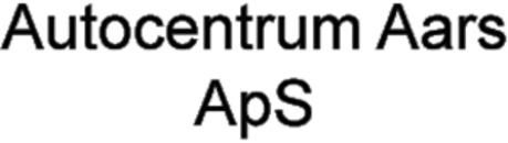 Autocentrum Aars ApS logo
