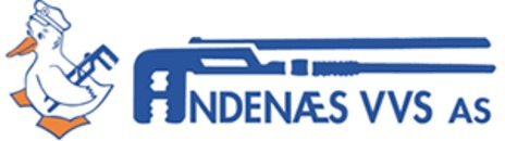 Andenæs VVS AS logo