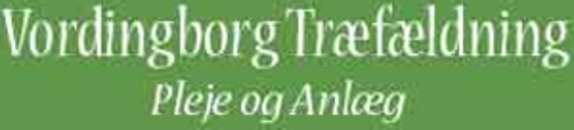 Vordingborg Træfældning, Pleje og Anlæg logo