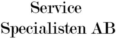Service Specialisten AB logo