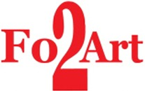 Fo2art logo