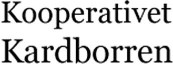 Förskola Kardborren Personalkooperativ logo