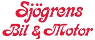 Sjögrens Bil & Motor AB logo
