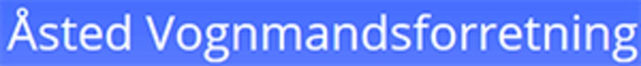 Aasted Vognmandsforretning logo