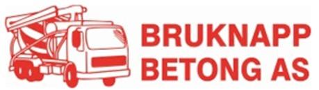 Bruknapp Betong A/S logo