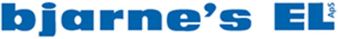 Bjarne's El ApS logo