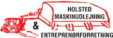 Holsted Maskinudlejning & Entreprenørforretning logo