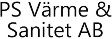 PS Värme & Sanitet AB logo