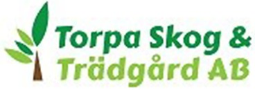 Torpa Skog och Trädgård, AB logo