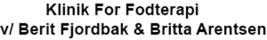 Klinik For Fodterapi v/ Berit Fjordbak & Britta Arentsen logo